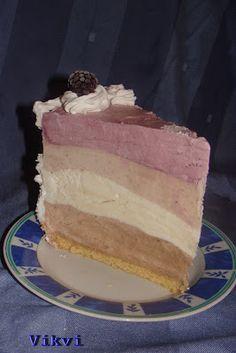 B & B, Vanilla Cake, Ice Cream, Food, No Churn Ice Cream, Icecream Craft, Essen, Meals, Yemek