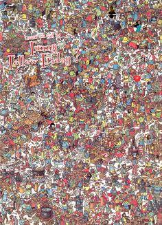Where's Waldo Pic Without Waldo : where's, waldo, without, Where's, Waldo, Pictures, Ideas, Pictures,, Wheres, Waldo,, Wally