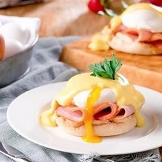Not just for Eggs Benedict, Hollandaise sauce is delicious drizzled over many seafood & vegetable dishes. Read our recipe, right now. Breakfast Quiche, Breakfast Recipes, Breakfast Ideas, Egg Recipes, Sauce Recipes, Recipe For Hollandaise Sauce, Eggs Benedict Recipe, Vegetarian Eggs, Salmon And Asparagus