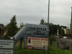 Charleville Says Cheese, Co. Cork