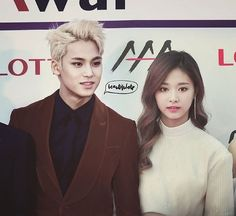 Cute Couples Goals, Couple Goals, Asia Artist Awards, Bts, Mingyu, South Korea, Ulzzang, Red Carpet, Ships