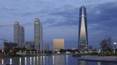 BBC | Tomorrow's cities: Just how smart is Songdo?
