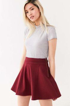 Cooperative Penelope Mini Skater Skirt