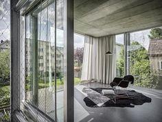 Wild Bär Heule Architekten -  Winterthur Residential Tower