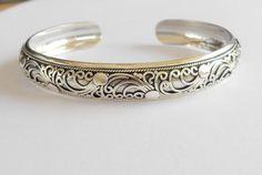 Silver Bangles, Silver Hoop Earrings, Sterling Silver Bracelets, Beaded Bracelets, Silver Ring, 925 Silver, Bangle Bracelet, Silver Jewellery Indian, Silver Jewelry
