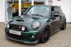 "Superturismo GT 18"" on Mini Cooper JCW #mini"
