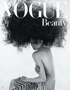 Maud Welzen By Kenneth Willardt For Vogue Japan April 2013 | ShapingUp - 3 Sensual Fashion Editorials | Art Exhibits - Anne of Carversville Women's News
