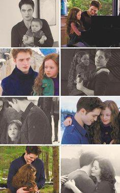 Edward as a dad ❤️