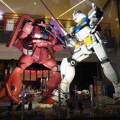 #osaka #japan #anime #gundam #expocity #cool #nice #f4f #follow4follow #photography #photooftheday #awesome