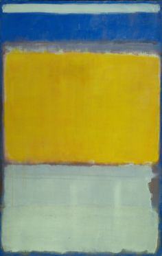 Rothko. I have this print in my house. Bought it framed on Bedford ave in Brooklyn for $20. Best find ever.