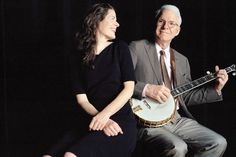 Steve Martin and Edie Brickell's 'Love Has Come For You' - NYTimes.com. #wncmusic