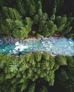 #Repost @braybraywoowoo  There is nothing better than crystal clear blue rivers that are surrounded by lush green PNW rainforests   My home is pretty dang alright   I just tossed some fresh new content up on the @airvuz website. If you want to see hi resolution versions of my images and video content that doesn't make it to Instagram go check out the link in my bio   #Airvuz #UnitedByDrone #AllAboutAdventures
