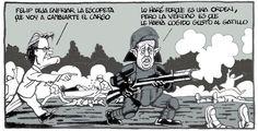 La viñeta de Ferreres del 30 de diciembre del 2012. #Humor #viñeta