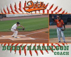Buddy Harrelson - Coach for The Long Island Ducks