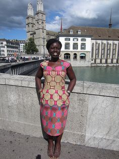 Cambie dress - pockets by Adwoa_Sewing, via Flickr
