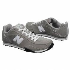 womens new balance 442 grey
