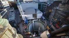 Crossrail: Tunnelling beneath London
