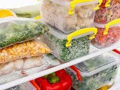 V mrazáku by potraviny také měly být přehledně srovnány. Ušetříme tak místo a vyhneme se znehodnocení jídla. Food Huggers, Expired Food, Food Insecurity, Freezer Burn, Lunch Containers, Weekly Meal Planner, Food Waste, Food Preparation, No Cook Meals