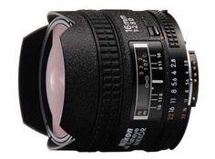 Nikon UK - NIKKOR Lenses - Auto Focus Lenses - FX Lenses - Single Focal Length - 16mm f/2.8D AF Fisheye-NIKKOR - Digital Cameras, D-SLR, COOLPIX, NIKKOR Lenses