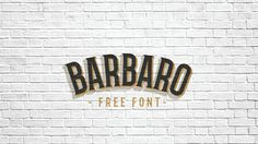 Barbaro Free Font Barbaro free uppercase serif font designed and shared by Iván Núñez . Free Typeface, Typeface Font, Typography Fonts, Lettering, Script Fonts, Police Avec Serif, Gratis Fonts, Western Logo, Western Fonts