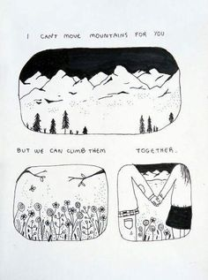 """36 Wholesome Memes And Comics To Make Your Monday A Little Brighter - Funny memes that """"GET IT"""" and want you to too. Get the latest funniest memes and keep up what is going on in the meme-o-sphere. Pretty Words, Beautiful Words, Beautiful Friend, Emotion, Move Mountains, Wholesome Memes, Friendship Quotes, Wise Words, Me Quotes"""