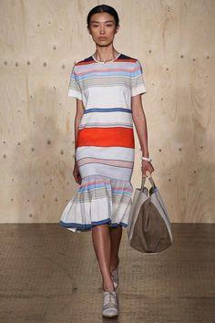 Paul Smith womenswear, spring/summer 2015, London Fashion Week