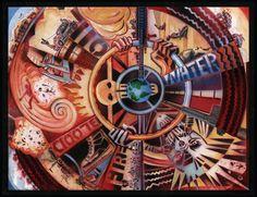 Mad Mandala  - Peter Kuper