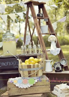 Lemonade Party #lemonade #party