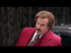 RON BURGUNDY Dodge Durano Commercial 3 - Glowe Box - Will Ferrell