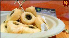 Girelle di pasta sfoglia con olive 02