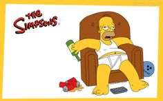 Papel de Parede - Homer Simpson