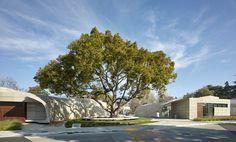 by belzberg architects, the 'kaplan family pavilion'