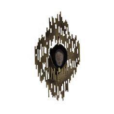 VIVRE SCONCE | The Vivre Sconce offers exquisite vintage details with a decidedly modern profile. #luxurybathroomlighting #luxurylighting #luxurybathroom