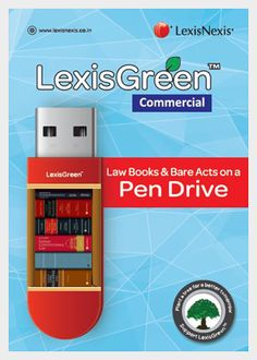 LexisGreen Commercial pack gives you a clear, comprehensive and pertinent explanation of general and commercial laws in this exhaustive. Unsurpassed in almost every aspect, this set of books provides you with an authoritative reference material on Law of Insolvency, Law on Prevention of Money Laundering in India, and Law of Contract and Specific Relief. It also provides an exhaustive commentary on the Sale of Goods Act by Ramaiya.