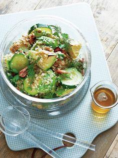 たっぷりの美容系食材がおいしさの決め手!|『ELLE a table』はおしゃれで簡単なレシピが満載!