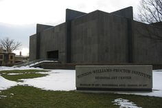 Munson-Williams-Proctor Arts Institute in Oneida County, New York.