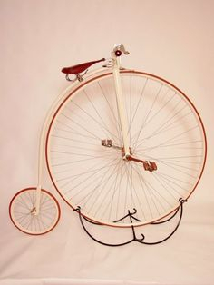 If you enjoy cycling as much as I do, you will love the pictures of these mostly conceptual, one-of-a-kind, limited production or just unusual bicycles. I will continuously update this HubPage with new images so feel free to visit from time to time. Antique Bicycles, Penny Farthing, Bicycle Parts, Vintage Winter, Winter Holidays, Cycling, Exotic, Victorian, Bike