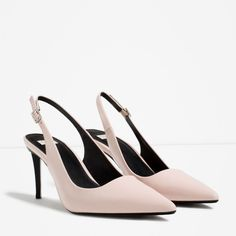 SLINGBACK HIGH HEEL SHOES-High-heels-SHOES-WOMAN | ZARA United States