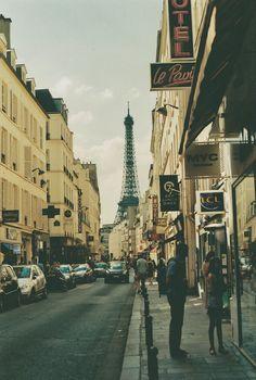 Roam the streets of Paris.