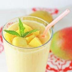 Mango Honey Smoothie
