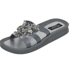e3d8e7df2dcc Grandco Sandals - Hibiscus Slide 28106 Spring Wear