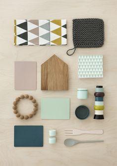 De nieuwe collectie van Ferm Living / www.woonblog.be