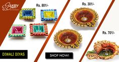 Festive special designer Diyas with affordable price, light up this Diwali in a beautiful, subtle manner with our wax diyas and terracotta diyas with different designs. The diyas are adorning and will definitely add beauty to your home. https://www.countryoven.com/Order/Diwali-Designer-Diyas #‎Diwali‬ ‪#‎Diyas‬ ‪#‎Diwalidiyas‬ ‪#‎Diwalioffers