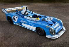 1974 Matra for sale Vintage Sports Cars, Vintage Cars, Matra, Classic Race Cars, Sports Car Racing, Car Humor, Le Mans, Motor Car, Cars And Motorcycles