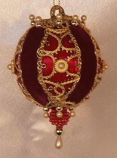 .Victorian Ornaments