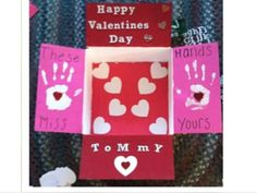 Valentines Day Care Package Military
