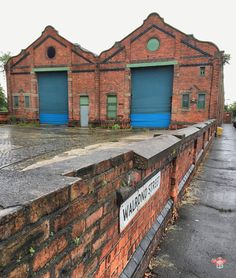Day 59 of the Hundred Days Project. Posting a picture a day on one particular theme. My project is Historic Buildings. #the100dayproject #100historicBuildingsIn100days Todays building is the Maryfield Tram Depot. The single-storey brick built building opened 1901. It acted as the main #tram hub until 1956 before becoming the Dundee Corporations store for its fleet of #buses in the 1960s. After decades of use by Dundee Corporation and #Tayside Regional Council the #building fell into…