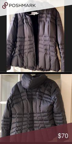 Calvin Klein Puffer Coat Calvin Klein Puffer . Zipper closure . Please ask any question , willing to negotiate ! Calvin Klein Jackets & Coats Puffers