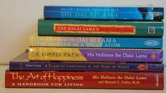 Six books by The Dalai Lama #mustread #buddhism