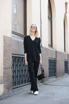 MY TRAVEL OUTFIT | Style Plaza, Scandinavian Fashion Blogger